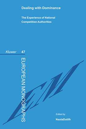 Dealing with Dominance - The Experience of National Competition Authorities by