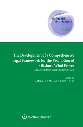 The Development of a Comprehensive Legal Framework for the Promotion of Offshore Wind Power by GAO