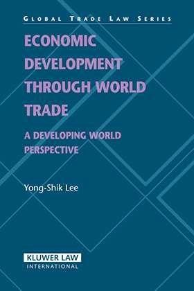 Economic Development Through World Trade: Developing  World Perspective by