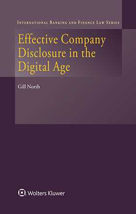 Effective Company Disclosure in the Digital Age