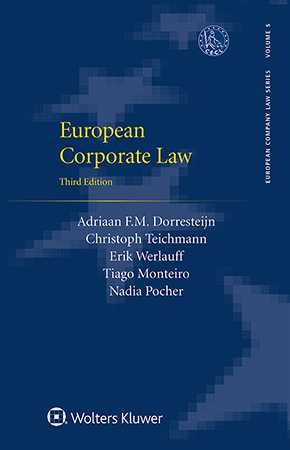 European Corporate Law, Third Edition