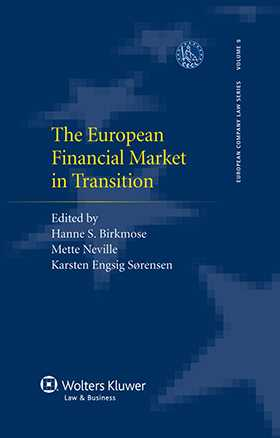 The European Financial Market in Transition by