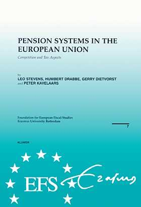 European Fiscal Studies: Pension Systems in the European Union: Competition and Tax Aspects