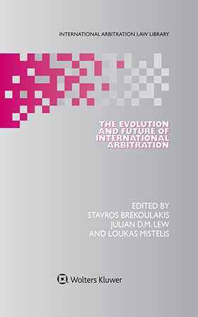 The Evolution and Future of International Arbitration