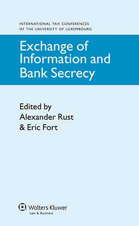 Exchange of Information and Bank Secrecy by