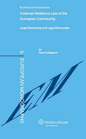 External Relations Law of the European Community by