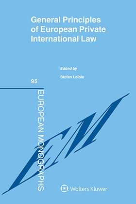 General Principles of European Private International Law