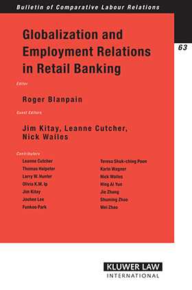 Globalization and Employment Relations in Retail Banking by