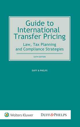 Guide To International Transfer Pricing, Sixth Edition