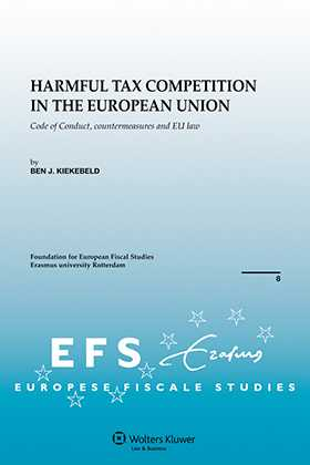 Harmful Tax Competition In the  European  Union by KIEKENBELD