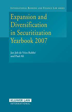 Expansion and Diversification in Securitization Yearbook 2007