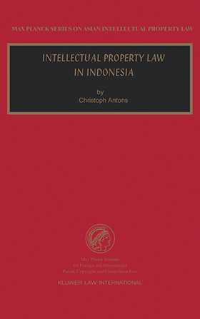 Intellectual Property Law in Indonesia