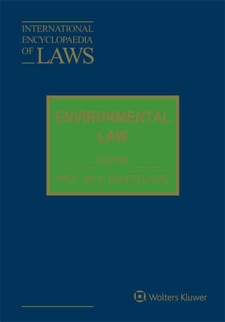 International Encyclopaedia of Laws:  Environmental Law
