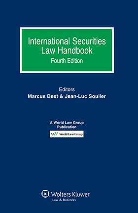 International Securities Law Handbook - Fourth Edition