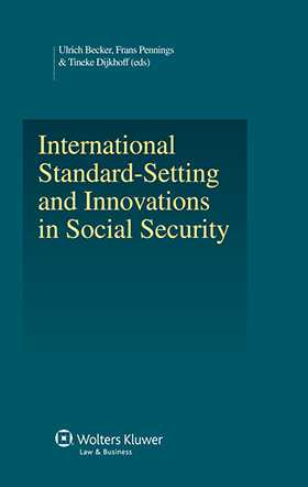 International Standard - Setting and Innovations in Social Security by
