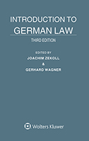 Introduction to German Law, Third Edition by ZEKOLL