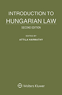 Introduction to Hungarian Law, Second Edition by ANSAY