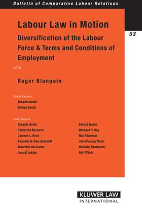 Labour Law in Motion: Diversification of the Labour Force & Terms and Conditions of Employment by