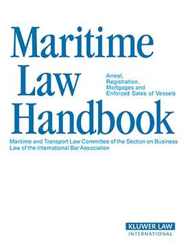 Maritime Law Handbook
