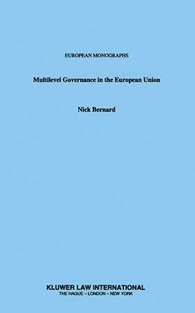 Multilevel Governance in the European Union