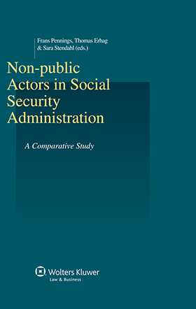 Non-public Actors in Social Security Administration. A Comparative Study by
