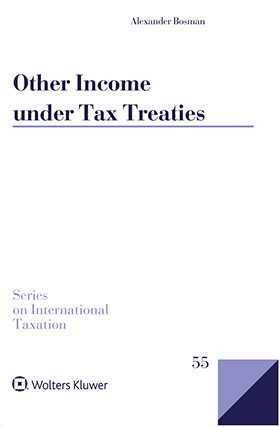 Other Income under Tax Treaties. An Analysis of Article 21 of the OECD Model Convention