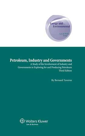 Petroleum, Industry and Governments - 3rd Edition