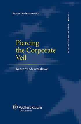 Piercing The Corporate Veil: A Transnational Approach by Karen Vandekerckhove