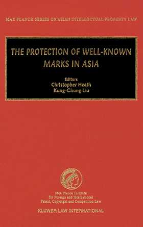 The Protection of Well-Known Marks in Asia