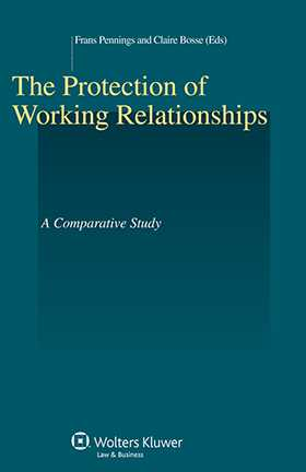 The Protection of Working Relationships. A Comparative Study