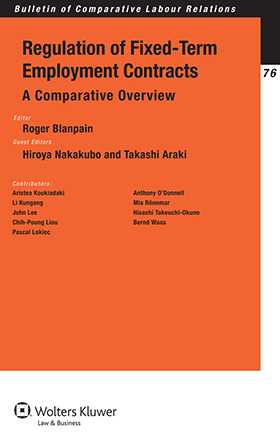 Regulation of Fixed-Term Employment Contracts: A Comparative Overview