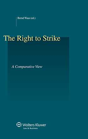 The Right To Strike. A Comparative View