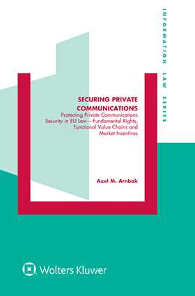 Securing Private Communications by ARNBAK
