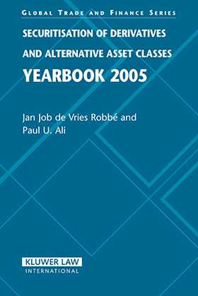 Securitisation of Derivatives and Alternative Asset Classes, Yearbook by
