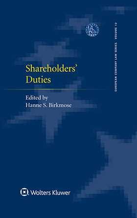 Shareholders' Duties by BIRKMOSE