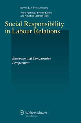 Social Responsibility in Labour Relations. European and Compararive Perspectives by
