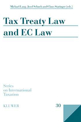 Tax Treaties and EC Law by