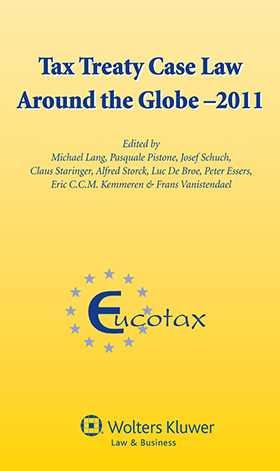 Tax Treaty Case Law Around the Globe by