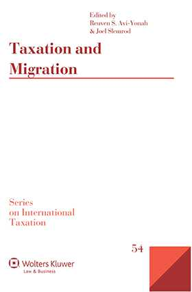 Taxation and Migration by Reuven Avi Yonah, Joel Slemrod