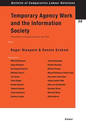 Temporary Agency work and the Information Society by
