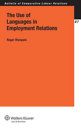 The Use of Languages in Employment Relations