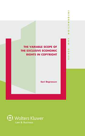 The Variable Scope of the Exclusive Economic Rights in Copyright