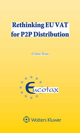 Rethinking EU VAT for P2P Distribution