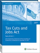Conference Report: Tax Cuts and Jobs Act of 2017