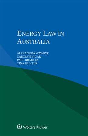 Energy Law in Australia by WAWRYK