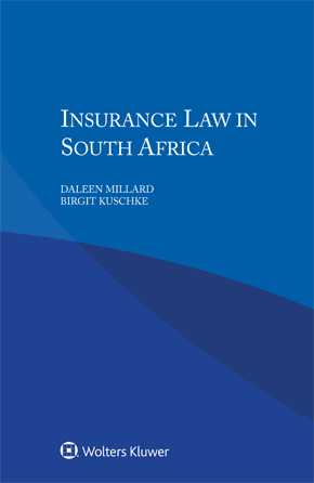 Insurance Law in South Africa by MILJARD