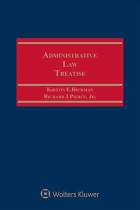 Administrative Law Treatise, Sixth Edition
