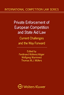 Private Enforcement of European Competition and State Aid Law by WURMNEST