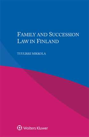 Family and Succession Law in Finland by MIKKOLA