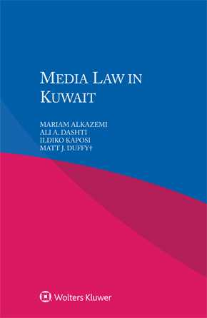 Media Law in Kuwait by ALKAZEMI